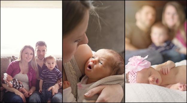 Portland Oregon Newborn Photographer