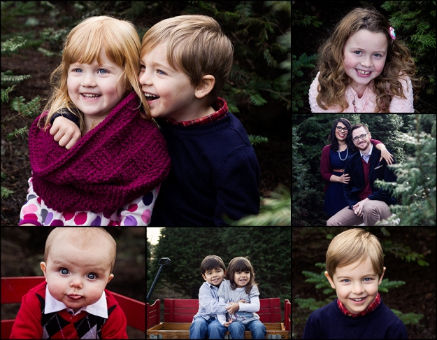 Portland Family Photographer - Holiday Mini Sessions