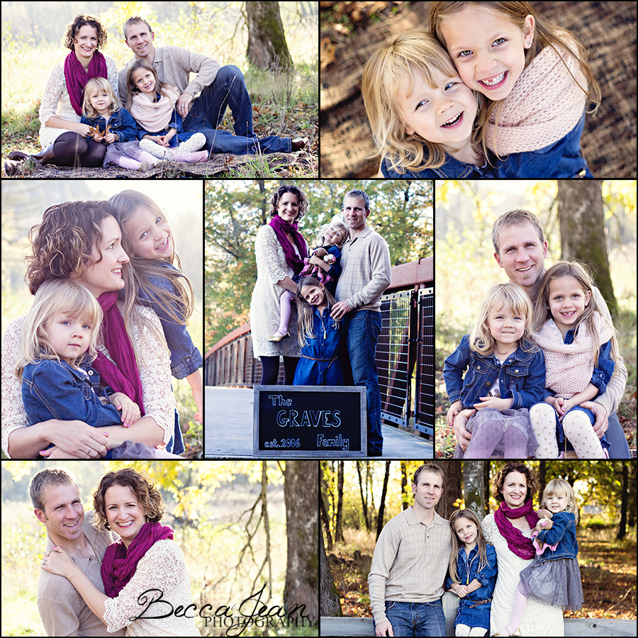 Fall Mini Sessions - Portland Family Photographer
