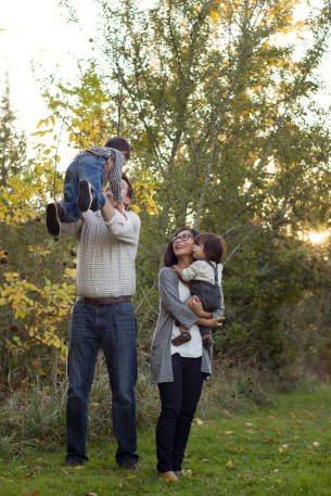 My Favorite Places to Take Family Photos Around Portland Oregon | Becca Jean Photography